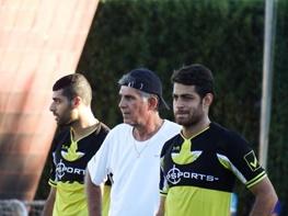 تمرین ایران در کمپی که بازیکنان تاریخی ایتالیا در آن تمرین کردند