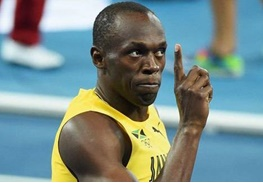 سومین مدال طلای المپیک برای یوزپلنگ جامائیکایی