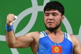 ورزشکار قرقیزستانی با غذای مسموم از المپیک محروم شد!