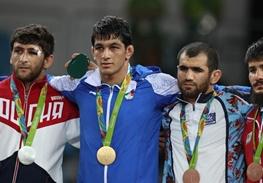 کار زیبای حسن یزدانی و رحیمی بعد از درخشش در المپیک