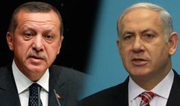 ترکیه,رژیم صهیونیستی
