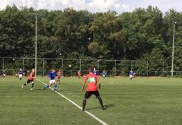 درخشش ستاره جدید ایرانی در لیگ هلند/ پیروزی آکادمی نایخمن با گلزنی مهاجم ایرانی