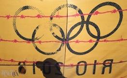 دلخراش ترین صحنه روز اول المپیک