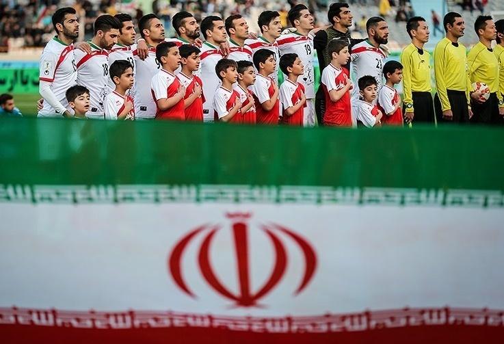 برد شیرین ایران در ورزشگاه لبریز از جمعیت