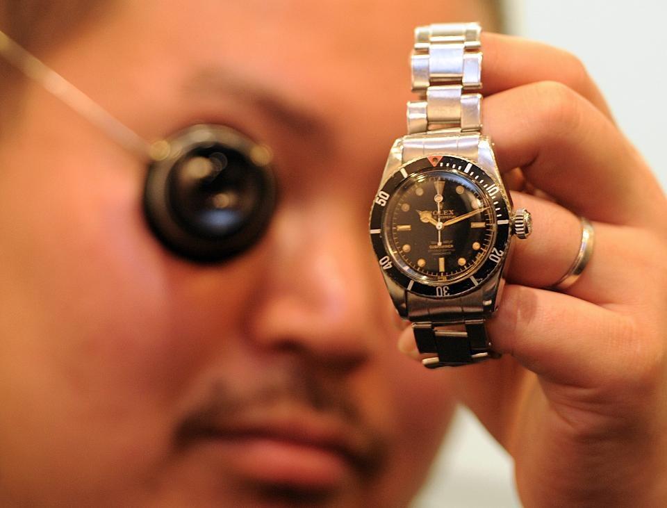 رولکس؛ قاتل ساعتهای گرانقیمت اپل
