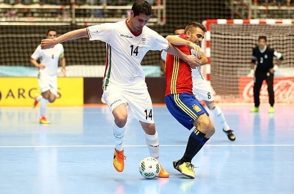 اولین برد تیم ملی فوتسال در جامجهانی /مراکش ۵گله شد، حالا نوبت آذربایجان است