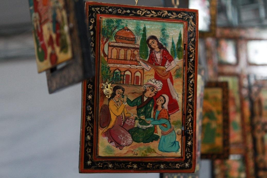 سومین نمایشگاه صنایع دستی کشور در ارومیه آغاز بکار کرد