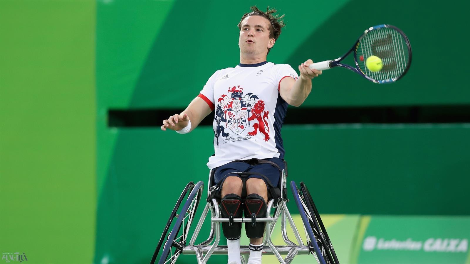 تصاویر | نهمین روز پارالمپیک ریو | سوارکار بدون پا و تیرانداز بدون دست