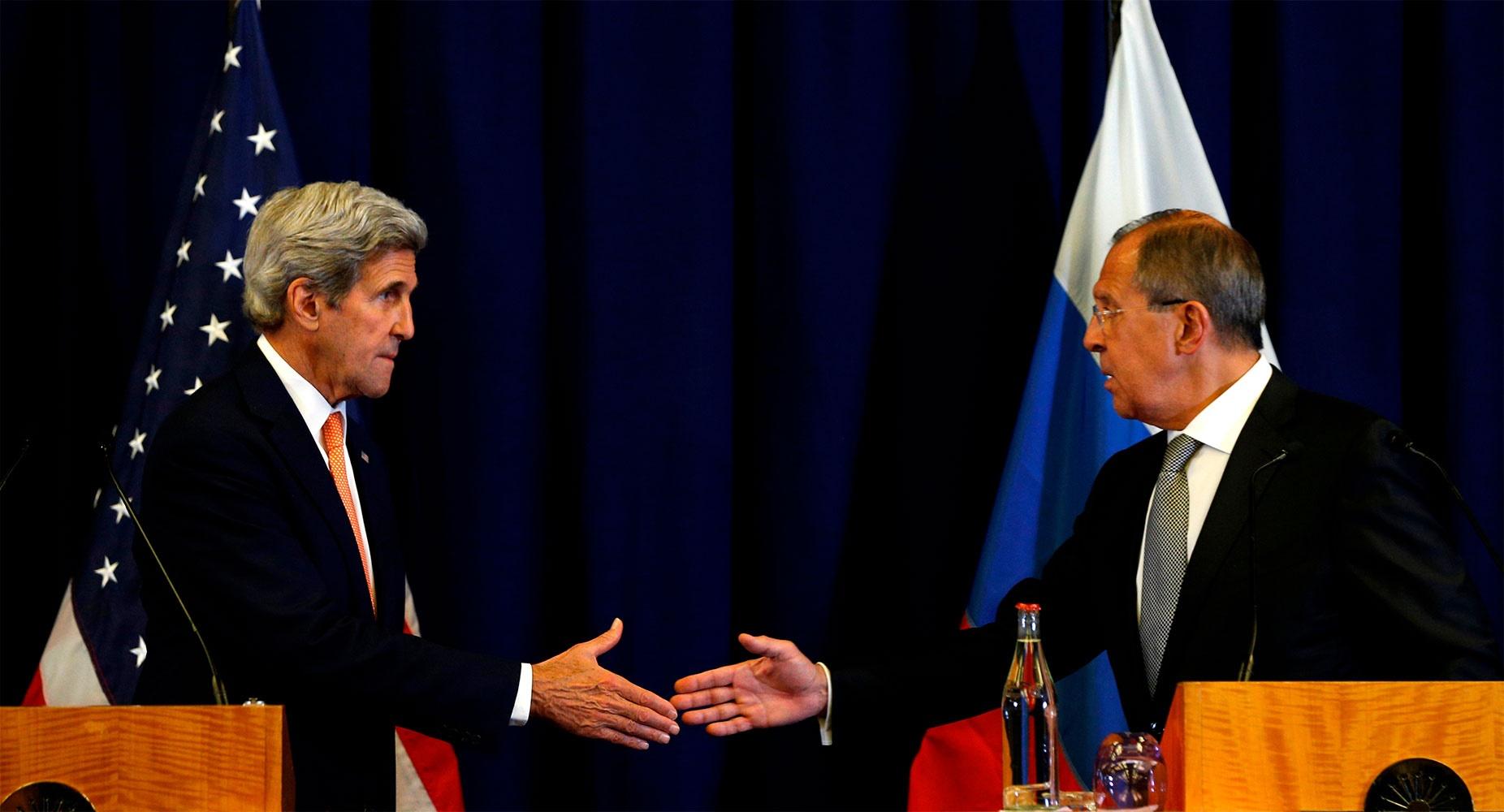 موافقتنامه لاوروف و کری در مورد سوریه چه بود؟