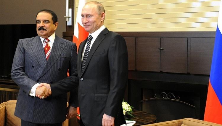 نقش تسلیحات در روابط دوسویه بحرین و روسیه