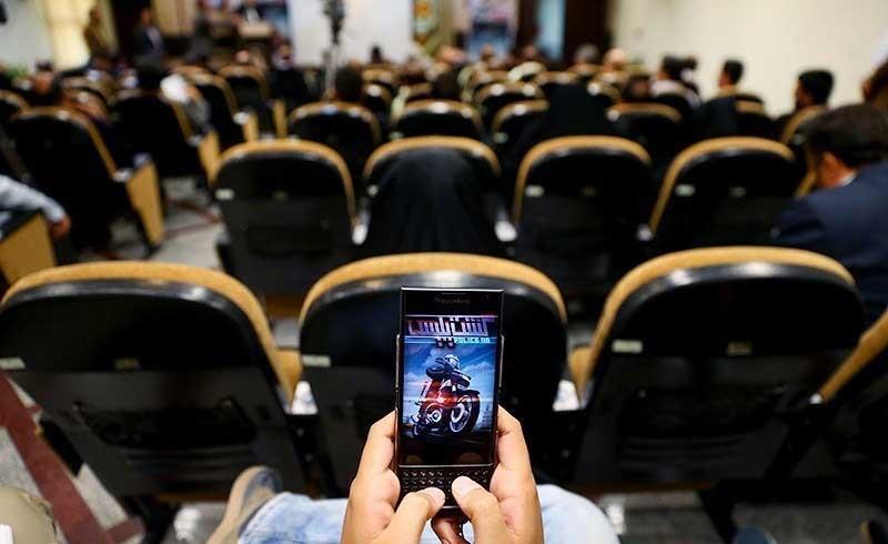 تصاویر | رونمایی اولین بازی موبایلی پلیس ایران