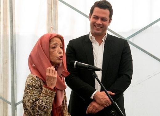 ایران درودی؛ هنرمندی که مادر تمام ملت ایران است