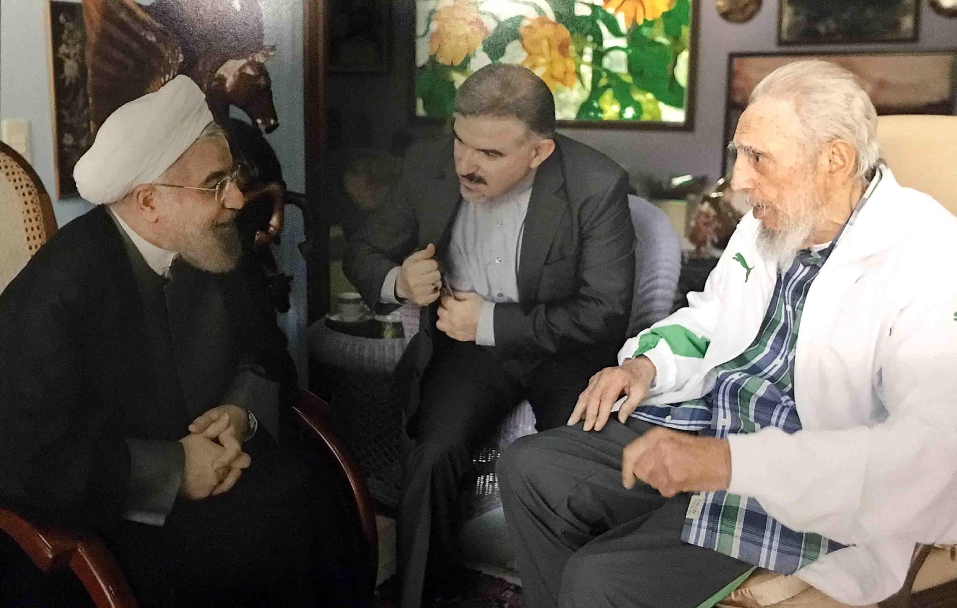 روحانی: کشورهای مستقل و مقاوم باید در کنار هم باشند