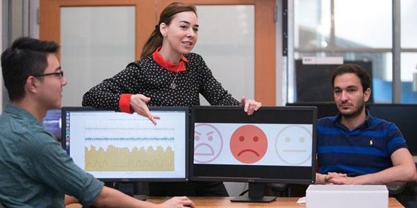 دستگاهی که میتواند تشخیص دهد چه احساسی دارید