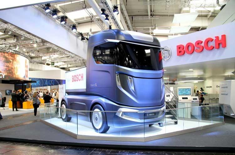 تصاویر | نمایش خودروهای تجاری جهان در آلمان