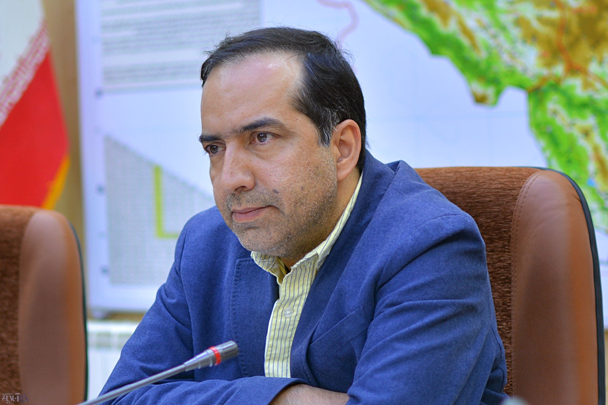 گزارش تصویری| دیدار معاون مطبوعاتی وزیر ارشاد با مدیران رسانه های کردستان