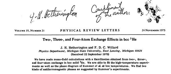 مقاله مهم فیزیک که یک گربه نوشت! /ماجرای عجیب در سال ۱۹۷۵