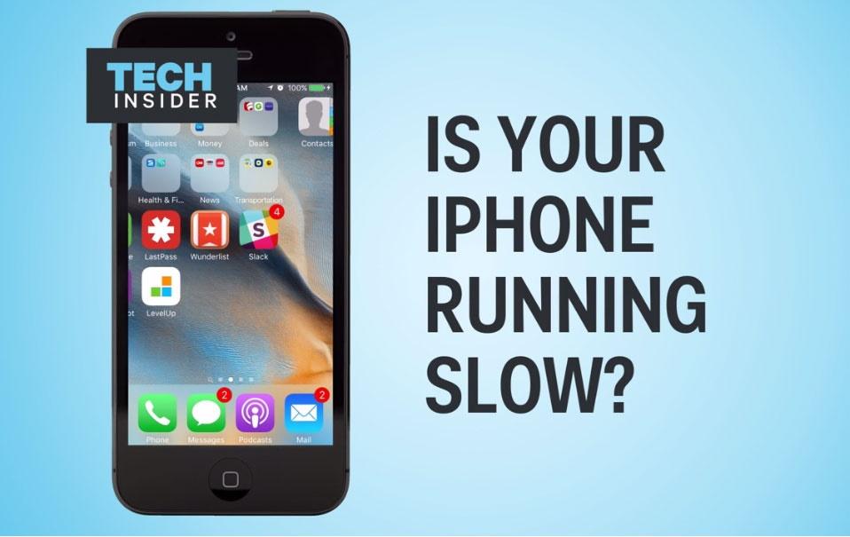 چگونه آیفون کُند خود را در چند ثانیه سریع و پرسرعت کنیم؟