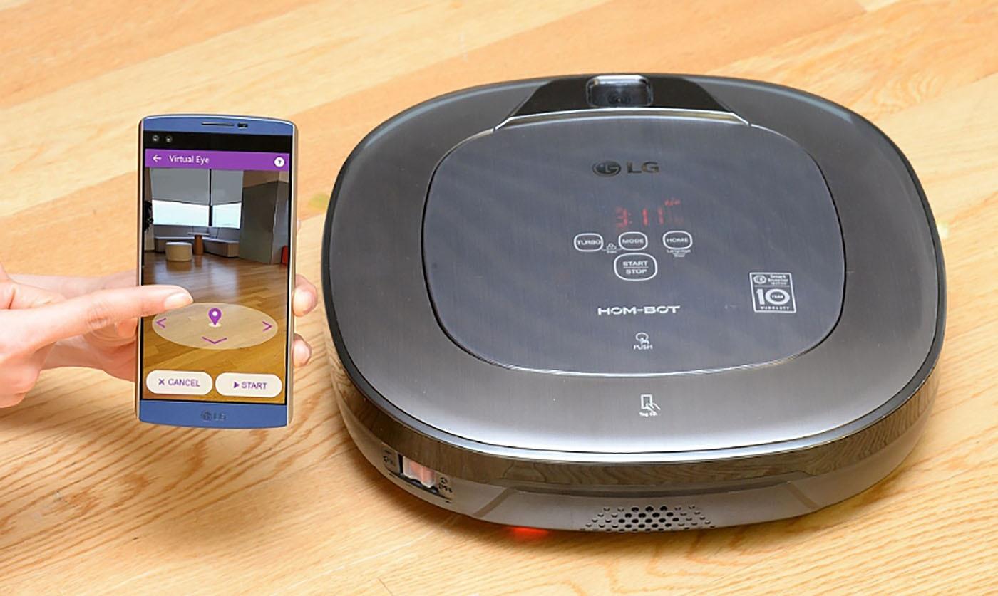 عجله الجی برای سرمایهگذاری در رباتها و ابزارهای هوشمند خانگی