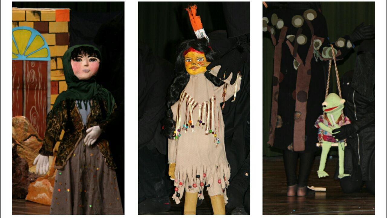 برگزیدگان جشنواره نمایش عروسکی آذربایجانغربی مشخص شدند