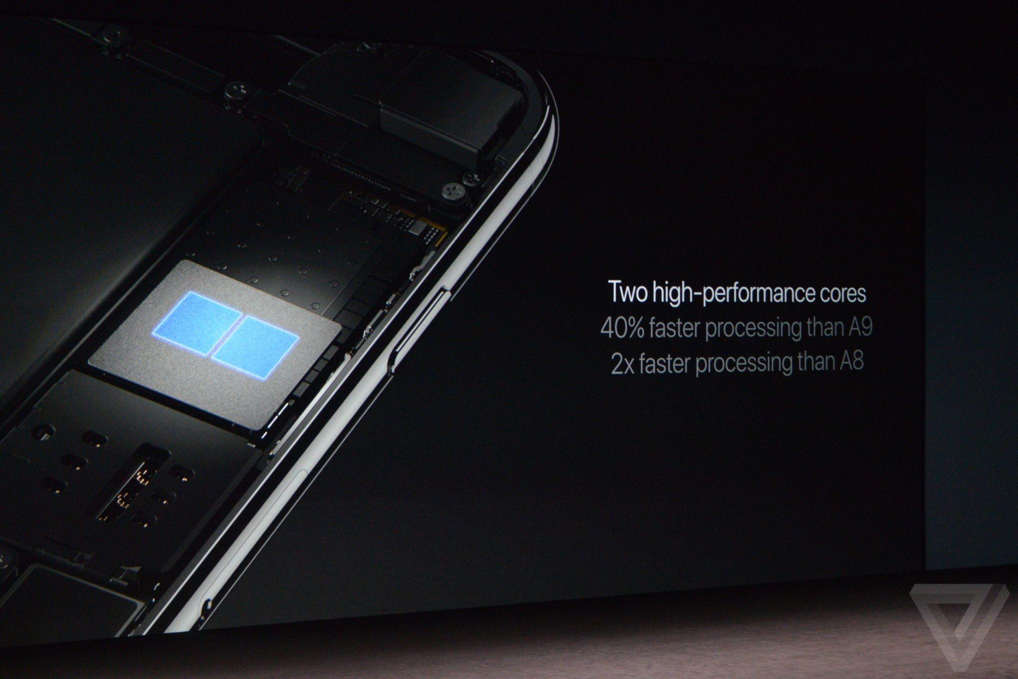 آیفون ۷ و۷ پلاس سریعترین گوشی هوشمنددنیا با قویترین گرافیک/اپل رقبا را مقهور خود ساخت