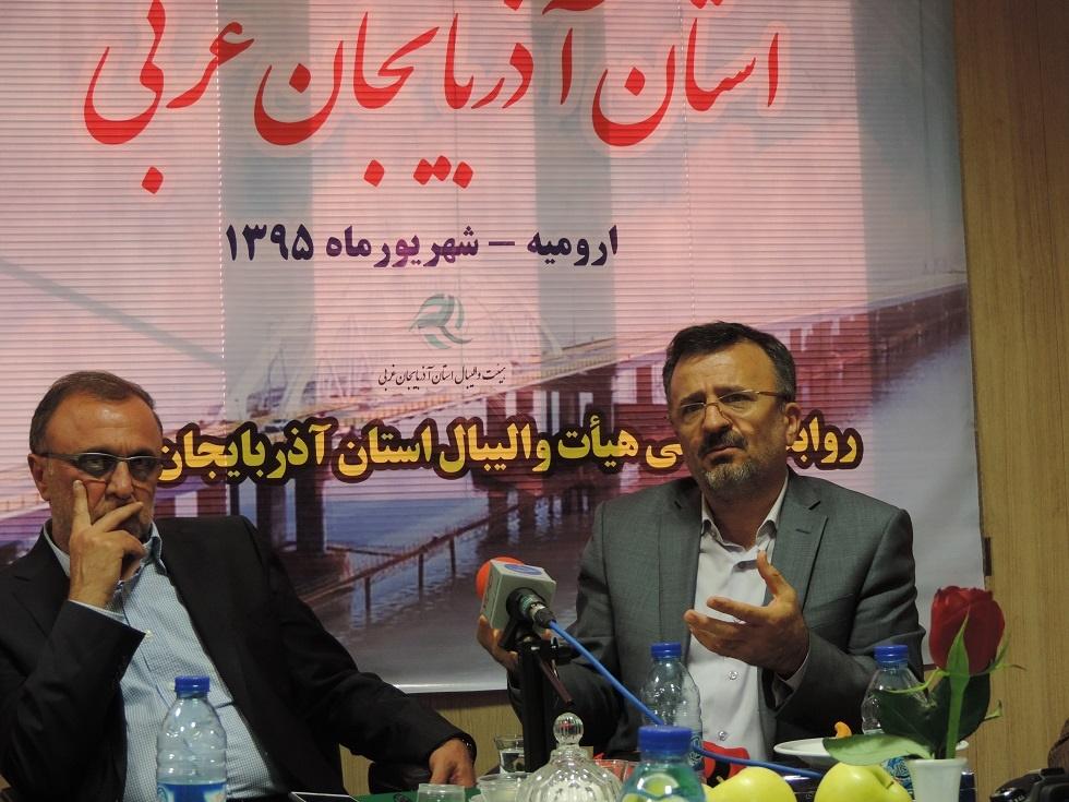 توضیحات رئیس فدراسیون والیبال در مورد انتقال سعید معروف