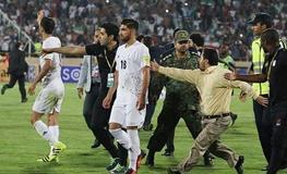 اعتراض بین دو نیمه، عامل برد ایران!
