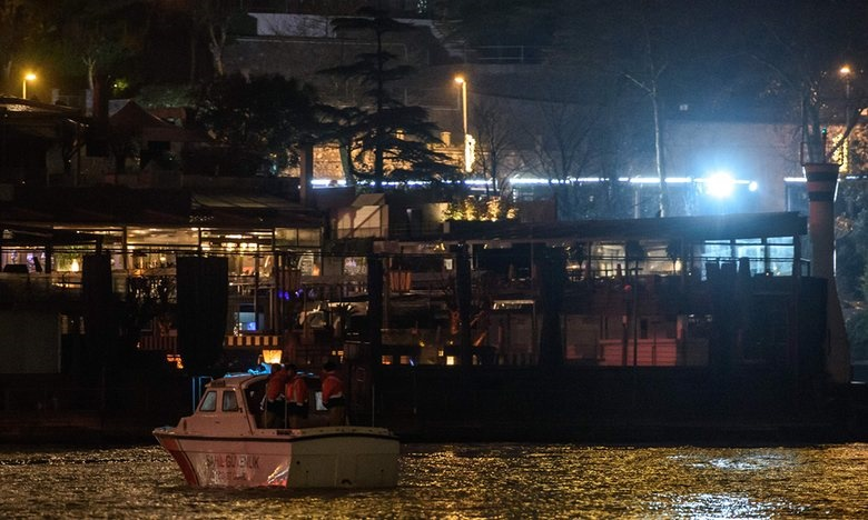 تصاویر | حمله به کلوب شبانه استانبول | کشته شدن ۳۹ نفر به دست بابانوئل