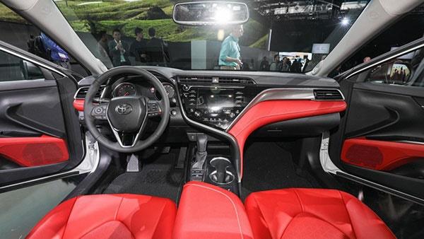 تصاویر نسل جدید تویوتا کمری را ببینید/طراحی هیجانانگیز برای خودروی مشهور