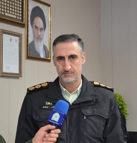 توقیف محموله قاچاق ۲ میلیاردی در زنجان
