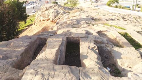زندگی معتادان در گوردخمههای محوطه باستانی پارک کوهساران اهواز