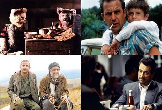 خاطرهبازی با فیلمهای آخر هفته تلویزیون