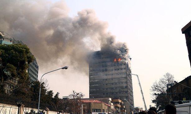واکنش رییس اتاق تهران به حادثه «پلاسکو»/ وقتی ناگهان حاصل یک عمر کار از کف رفت