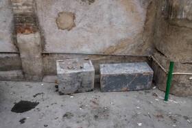عکس | گاوصندوقهای بیرون کشیده شده از آوار پلاسکو