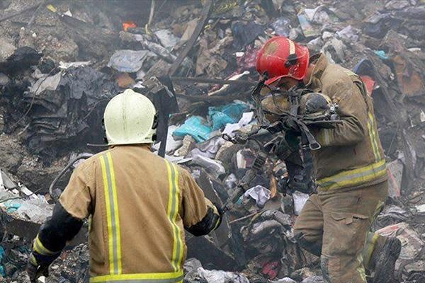 پادکست | آخرین پیام ارسال شده یک آتشنشان از پلاسکو