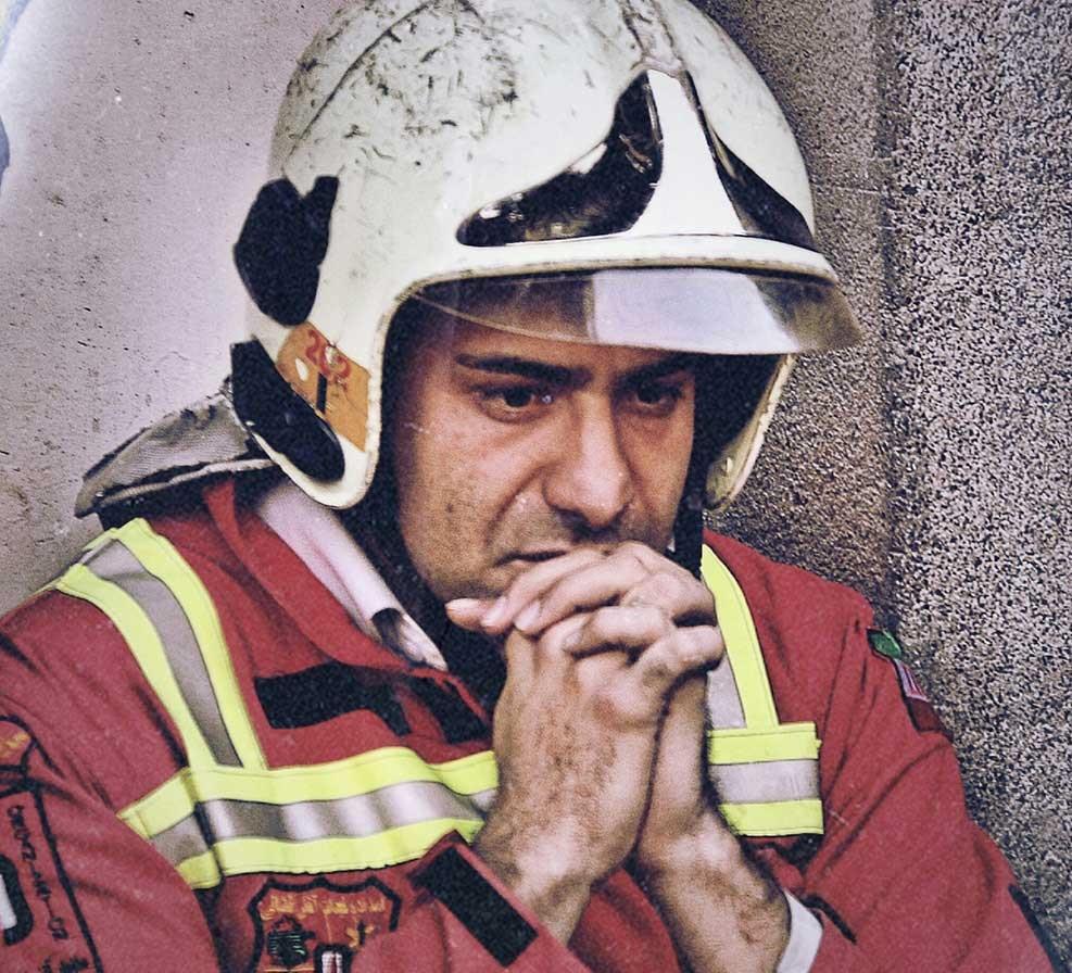 تصاویر | سانحه پلاسکو از نگاهی متفاوت | این بار چهرههای ایثار را ببینید