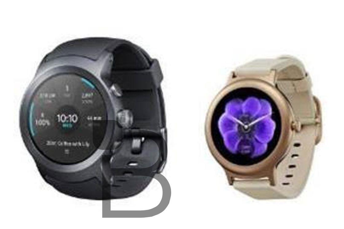ساعت هوشمند جدید گوگل که الجی ساخته است / عکس