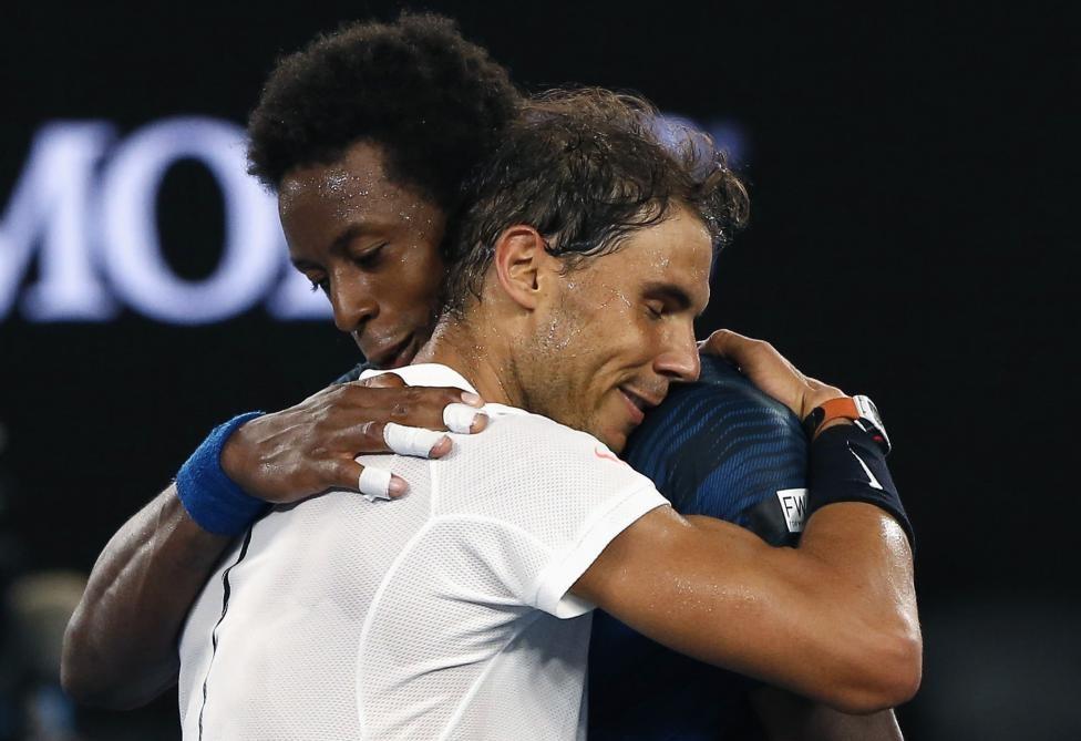 تصاویر دیدنی تنیس اوپن استرالیا با حضور ستارههای تنیس جهان