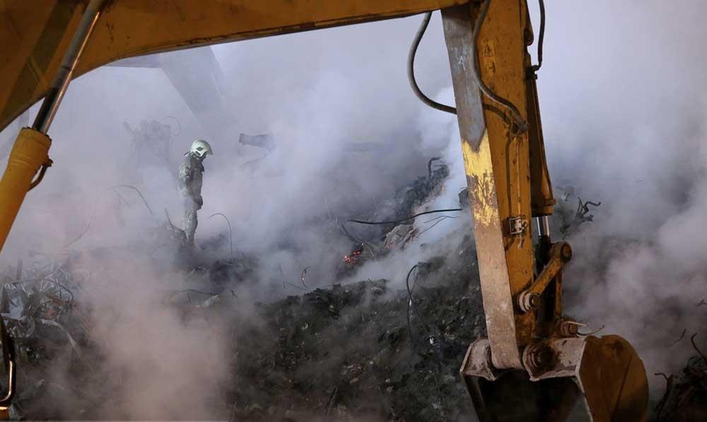 مسئول فاجعه پلاسکو در دسترس نیست!