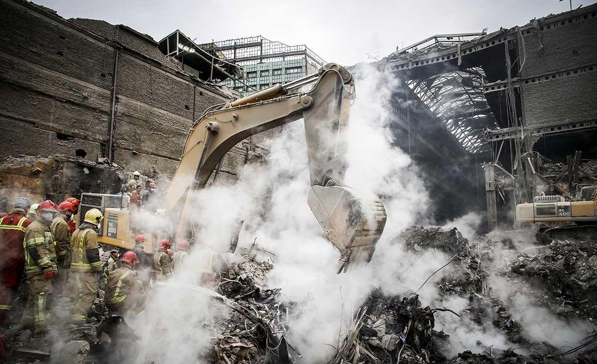 چرا شهرداری ۲۰۰میلیارد تومان از بودجه آتشنشانی را نداد تا پلاسکو، فاجعه شود؟