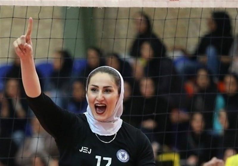 برای نخستین بار اتفاق افتاد/ قهرمانی بانوان والیبالیست ایران در آسیای مرکزی