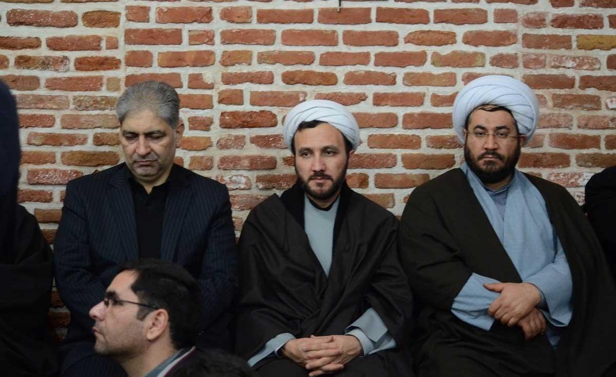 تصاویر   مراسم چهلم جانباختگان حادثه قطار تبریز ـ مشهد