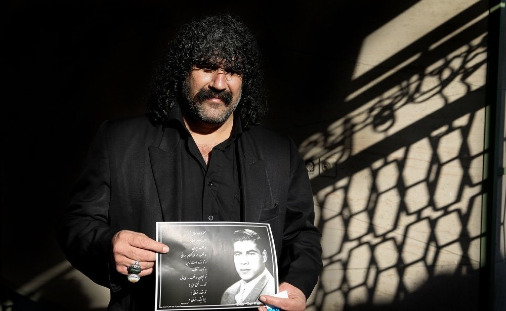 تصاویر | چهرهها در مراسم چهلونهمین سالگرد درگذشت غلامرضا تختی