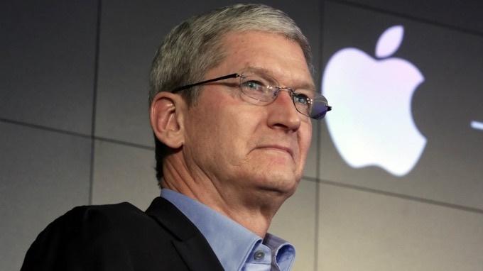 هیئتمدیره اپل حقوق و مزایای تیم کوک را کم کرد