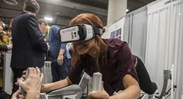 بدنسازی و ورزش با استفاده از واقعیت مجازی/هیجان به کمک سلامت میآید