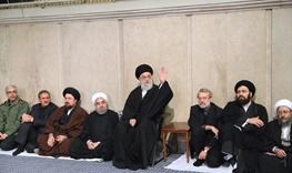اکبر هاشمی رفسنجانی,علی لاریجانی