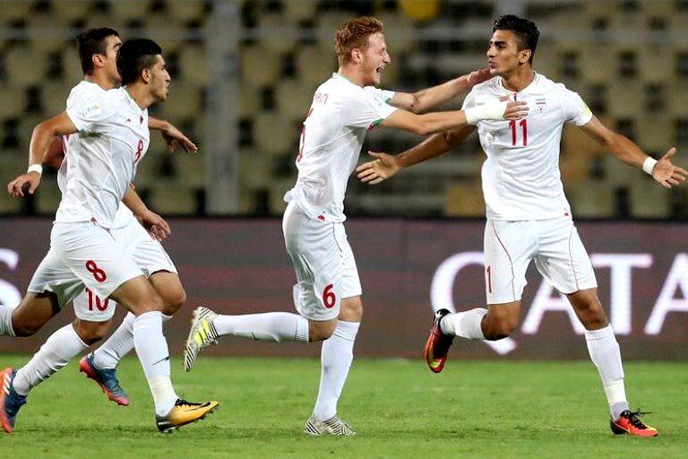 فیلم | دقایق دیدنی بازی پرگل ایران و آلمان در جام جهانی نوجوانان