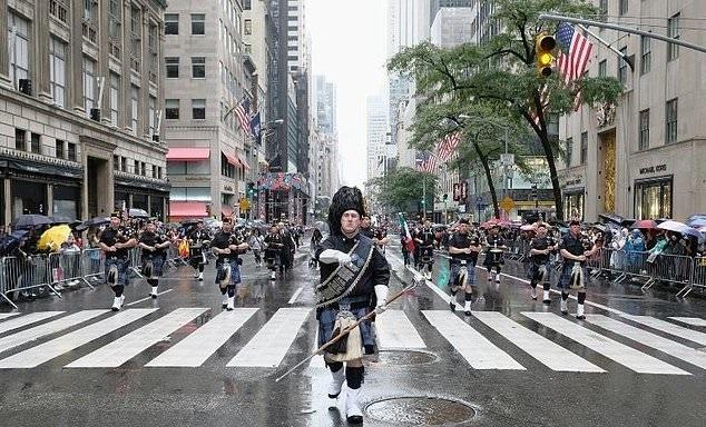تصاویر   روز کریستف کلمب در آمریکا