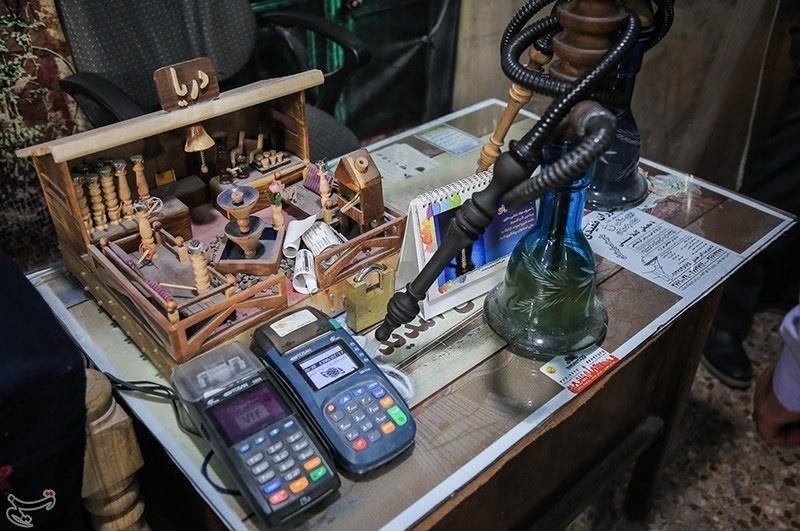تصاویر   جمعآوری قلیان از قهوهخانههای قم