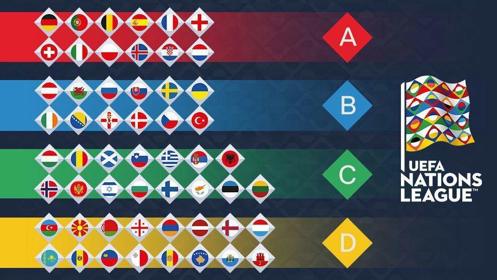 تصمیم جدید یوفا؛ لیگ ملتهای اروپا راهاندازی شد